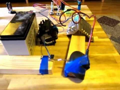 DIY Plasma Speaker