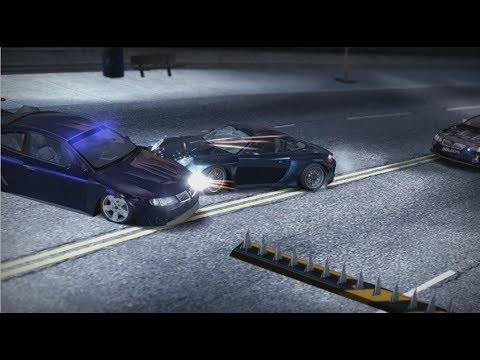 NFS Carbon Ep 13 Condition 4 Police Chase