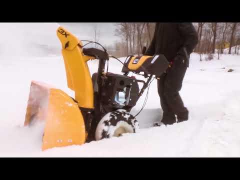 X Series | Maximum Power 3X Snow Blower