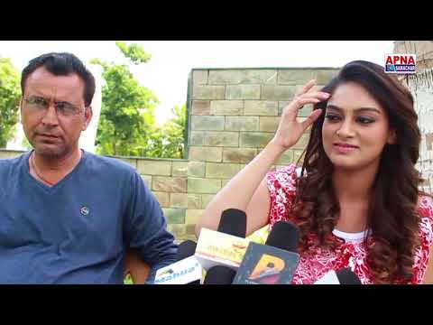 "Bhojpuri Movie ""Mujhse Shaadi Karogi"" Exclusive Interview Director Sujit Singh Or Bibrity Chatterjee"