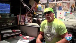 Full Hulk Hogan Interview - 99.5 Wgar