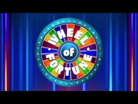 Wheel of Fortune Music Bouns Round Lose