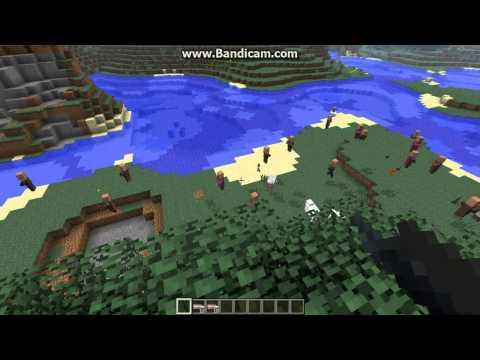 Minecraft Mods Crysis Gun