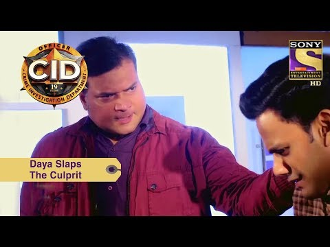 Your Favorite Character | Daya Slaps The Culprit | CID