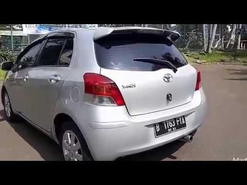 Toyota Yaris E Matic Tahun 2010 Youtube