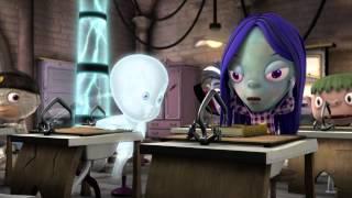 Каспер  Школа страха   28 серия   2006   Мульт сериал   HD 720p