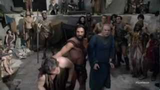 Спартак: Война проклятых 3x03 Promo Военный ныряльщик (HD)
