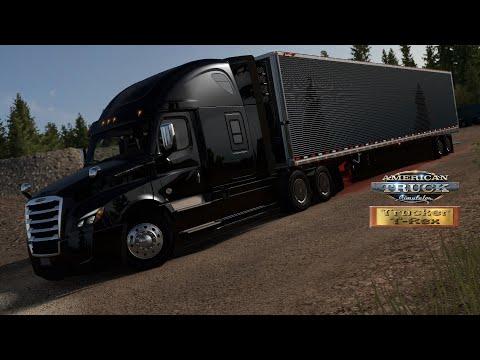 American Truck Simulator video number 380  