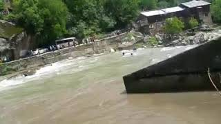 Neelum brige .sudnly brokn and cause the death of innocnt Mbbs studnt