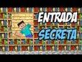 Tutorial Como Hacer Una Entrada Secreta Con Pistones Minecraft