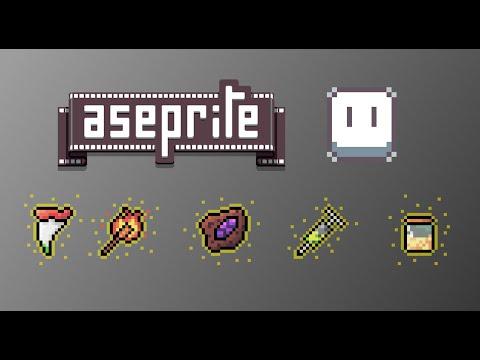 klein-aber-fein:-16x16-items-/-pixel-art-//-mein-eigenes-videospiel-//