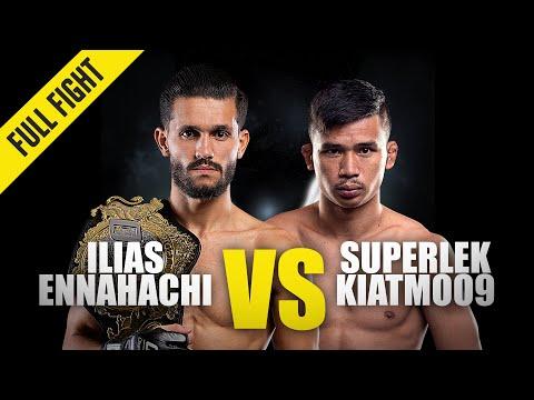 Ilias Ennahachi vs. Superlek | ONE Championship Full Fight