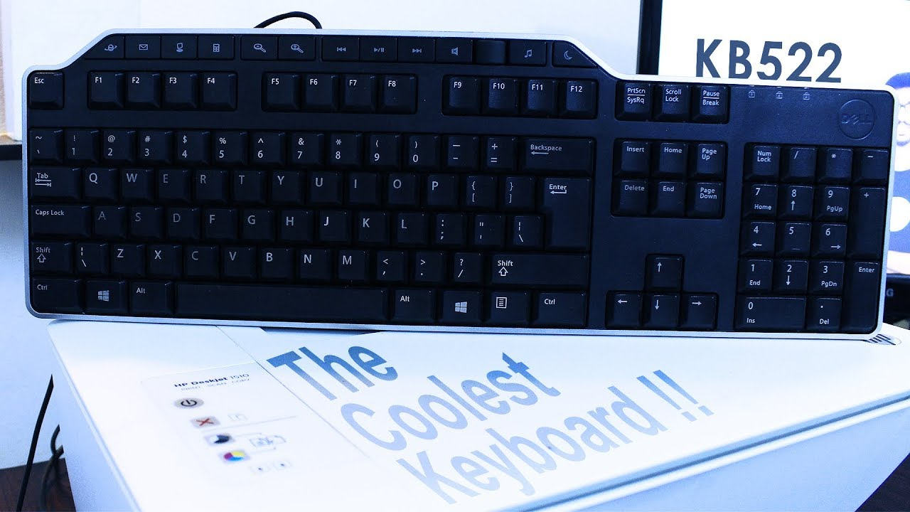 dell kb522 keyboard review