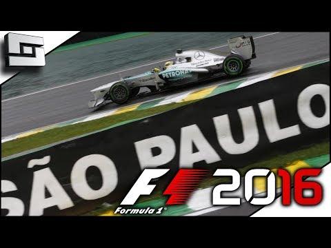 F1 2016 - RACE DAY BRAZIL E40