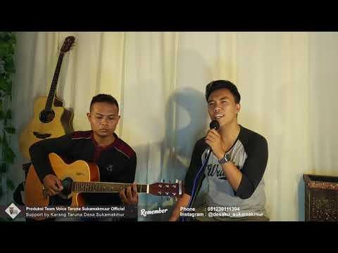 Live Acoustic Cover By Duo Fiqi [Demi Cinta - Kerispatih] Voice Taruna Sukamakmur Official