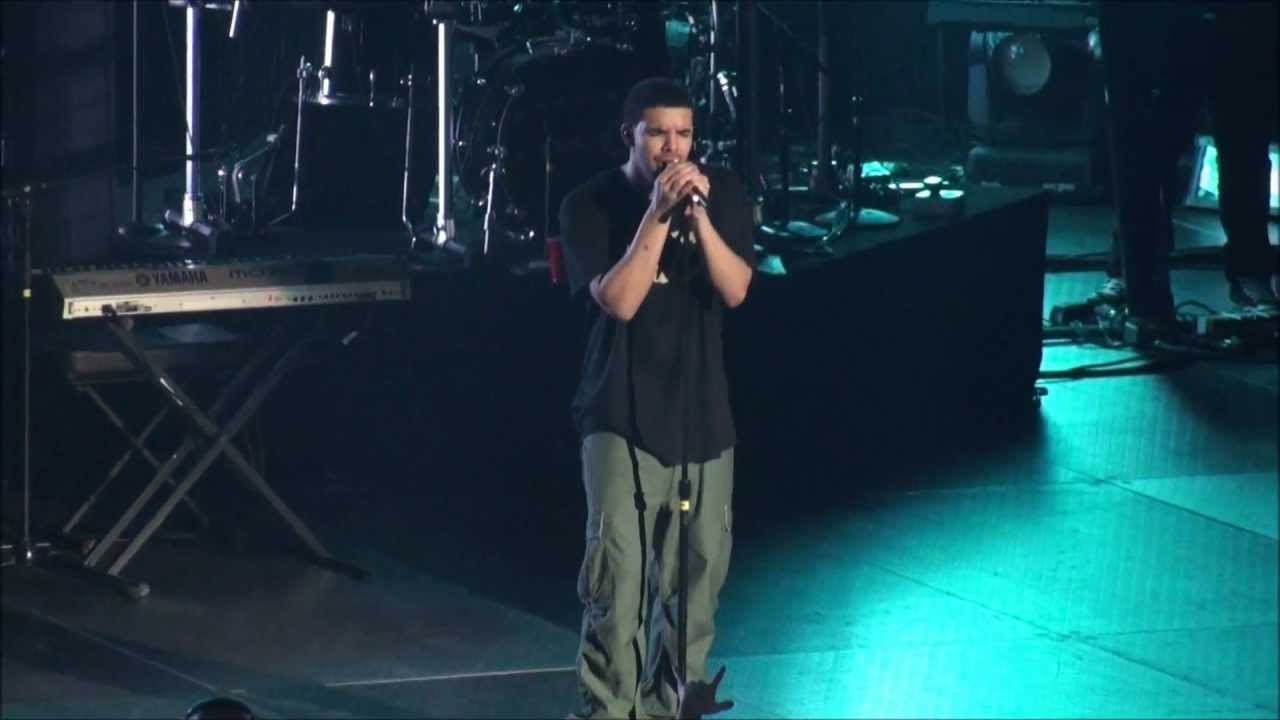 Drake - Marvin's Room (Live) (HD) University of Illinois ...