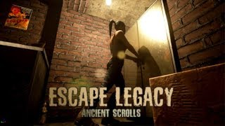 Escape Legacy: Ancient Scrolls [Gameplay, PC]