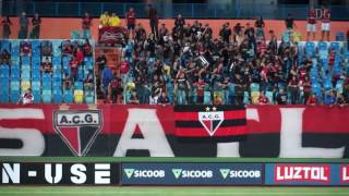 Melhores momentos de Atlético GO 1 x 0 Crac de Catalão - Campeonato Goiano 2017