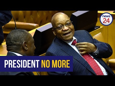 WATCH: Recapping the dramatic week that led to Zuma's resignation