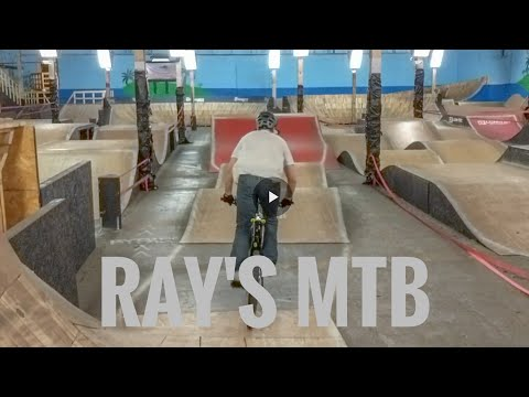 Ray's MTB park Cleveland OH
