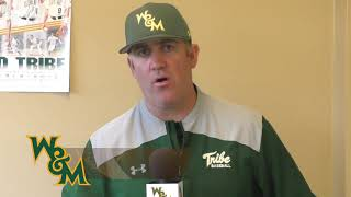 2019 W&M Baseball: Maryland Post Game Interview (4/3/2019)