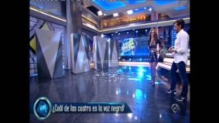 Enrique Anaut en el Hormiguero con Rosario Flores