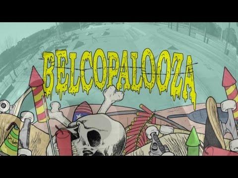 BELCOPALOOZA: CONFIRMED SKATERS