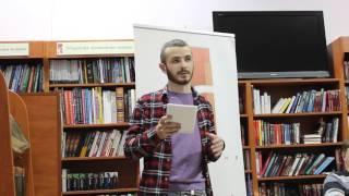 Міша Пінчак Всесвітній день поезії Тернопіль
