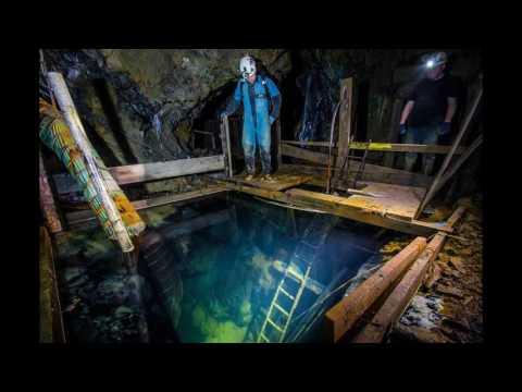 Gwynfynydd Gold Mine - May 2016