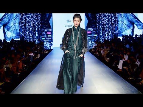 Amrich | Fall/Winter 2019/20 | India Fashion Week