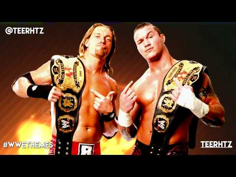 Rated RKO  Theme Song  Metal In My Light  Download Link
