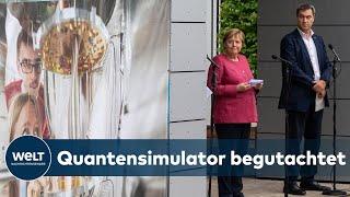 Statement MERKEL & SÖDER nach Besuch des Innovationsparks Garching