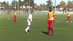 AS  SAINT PRIEST U14 vs OLYMPIQUE LYONNAIS