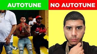 GENIUS INTERVIEWS VS. SONGS PART 17 (AUTOTUNE VS. NO AUTOTUNE)