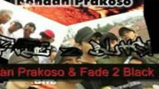 Bondan Prakoso & Fade 2 Black - Not With Me (clip & lirik).3gp