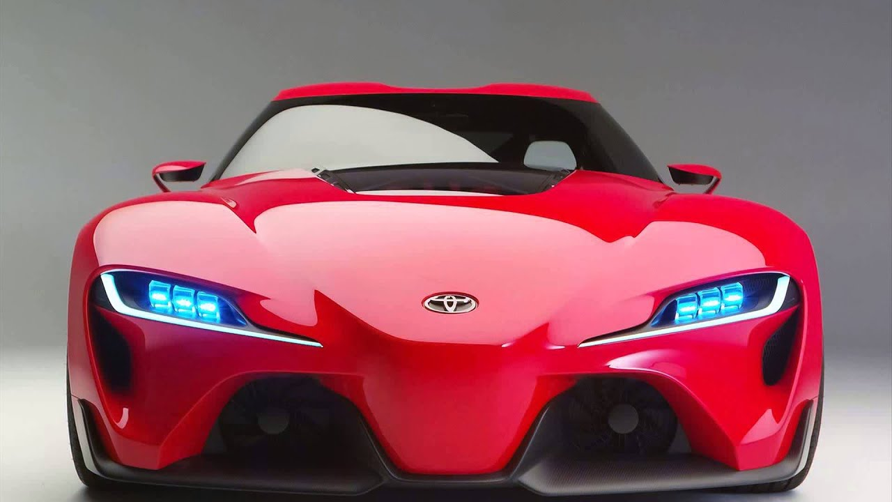 Toyota Ft1 Price >> Toyota Ft1 Youtube