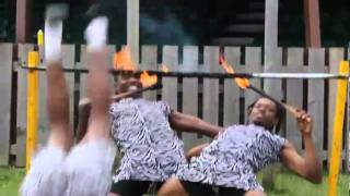vuclip Pleasure Island African Acrobat Show