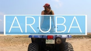 THINGS TO DO IN ARUBA! | Travel Diary | Jessica De La Cruz (Michael Gonzalez)