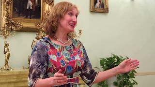 ТАТЬЯНА ЛАРИНА «В добрый путь» сл  М  Цветаева, муз  О  Кузьмичёва