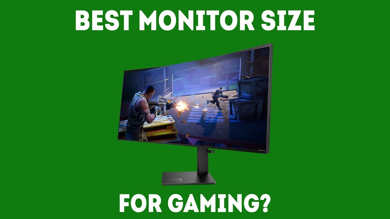 What Is The Best Monitor Size For Gaming? [Simple Answer]