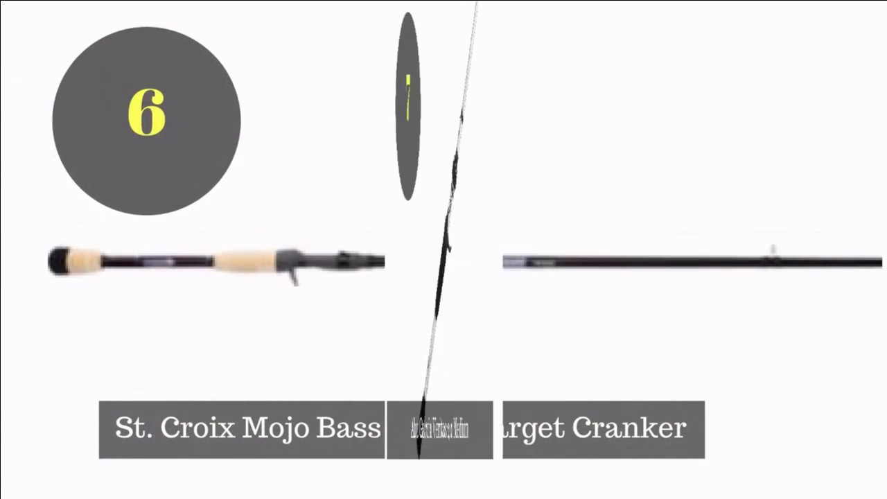 best crankbait rods for bass in 2017 - 2018