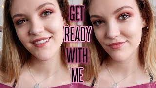 connectYoutube - 'GLOWY' GET READY WITH ME & MAC FIRST IMPRESSIONS!