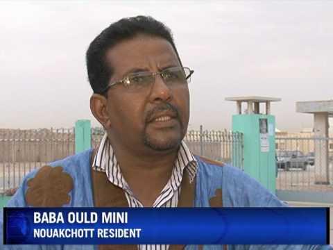 Mauritania's capital caught between desert and sea