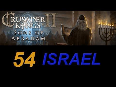 Crusader Kings 2 Israel 54 - Caspian Ambition