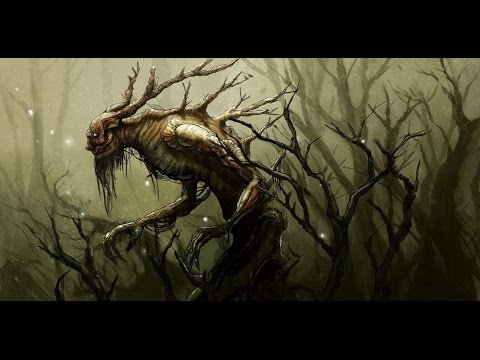 Cryptids and Monsters:  (CRYPTID OF THE WEEK)  The Leshy, being of Slavic mythology, rules over land