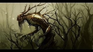 Cryptids and Monsters:  (CRYPTID OF THE WEEK)  The Leshy