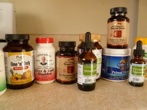 15 MUST HAVE Natural Supplements for Holistic Health!  Waaa Hooo!