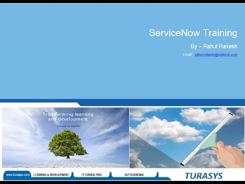 ServiceNow Modules & Record Producers    Turasys.com