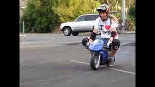 small motor bike