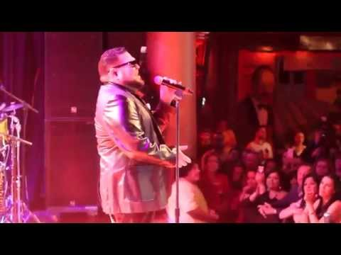 """Angel Lopez   """"A Puro Dolor"""" Live Concert at House of Blues in San Diego, California"""
